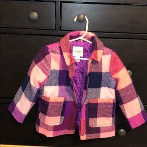 Car&Jack Coat for Girl
